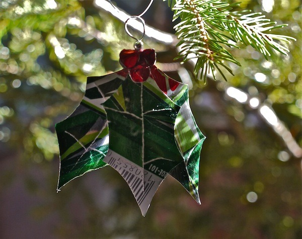 Aluminum Can Ornament