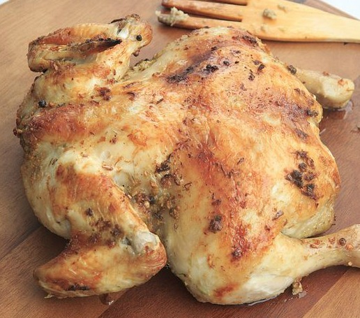 moist and tender pastured poultry