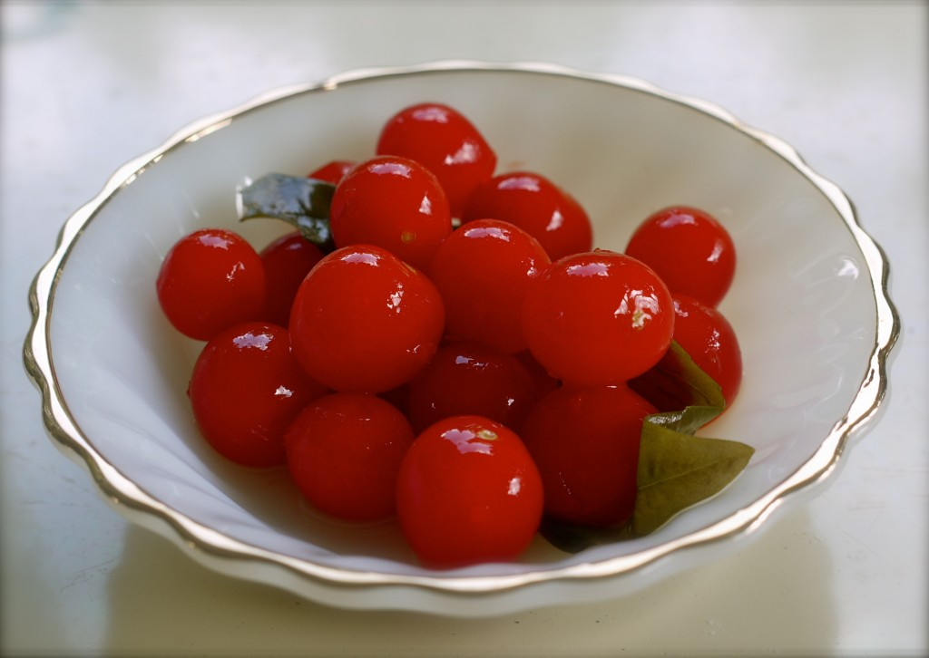 Fermented Grape Tomatoes |