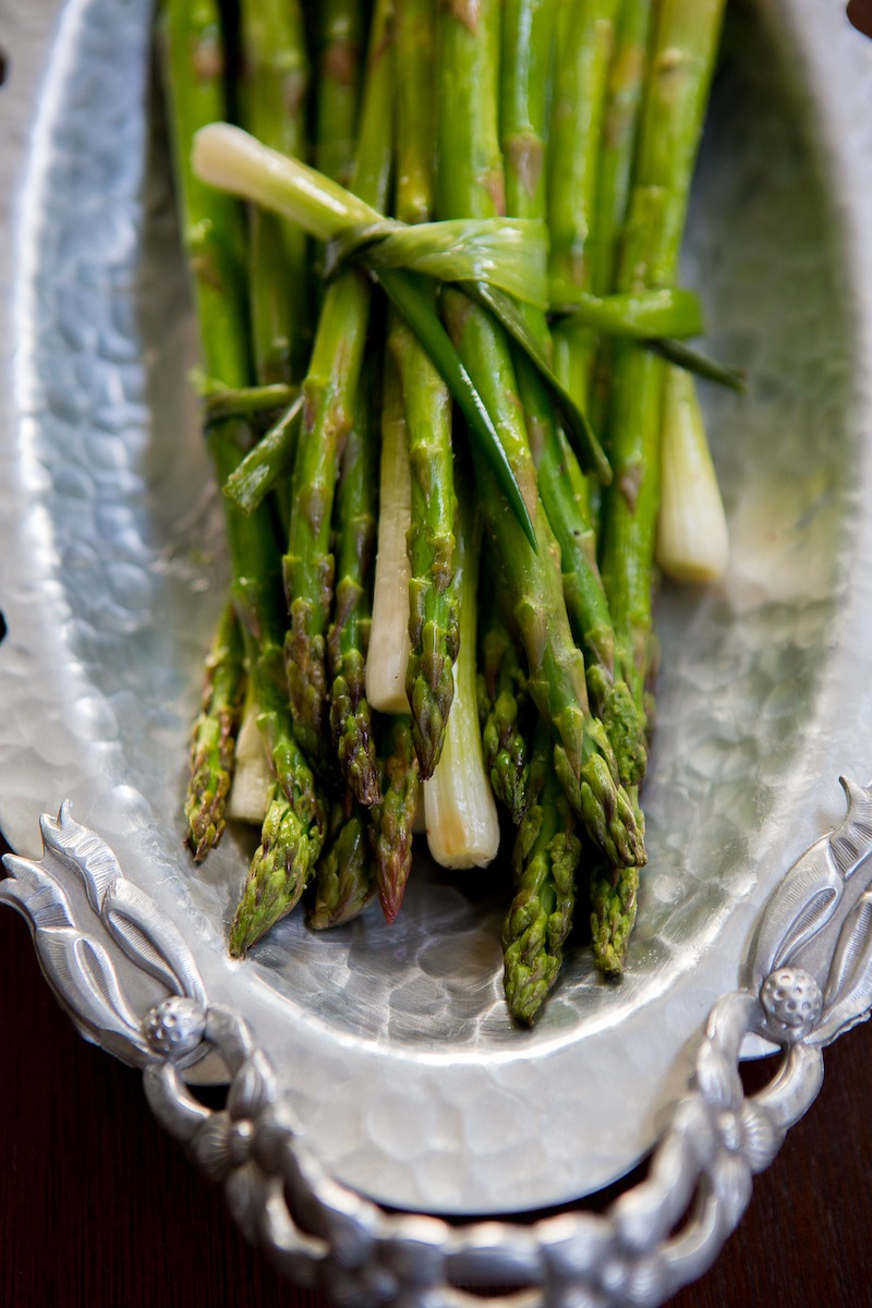 Roasted Asparagus (and Tips for Growing It) Planting Asparagus In The Fall
