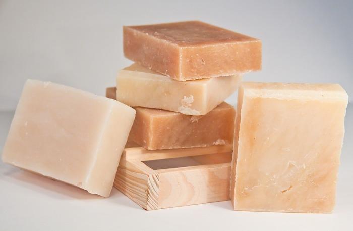 What is lye soap?