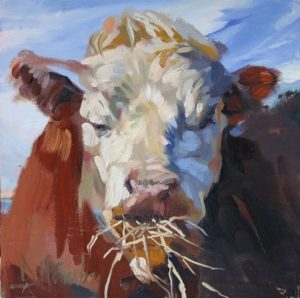 Painting by Deb Hamby