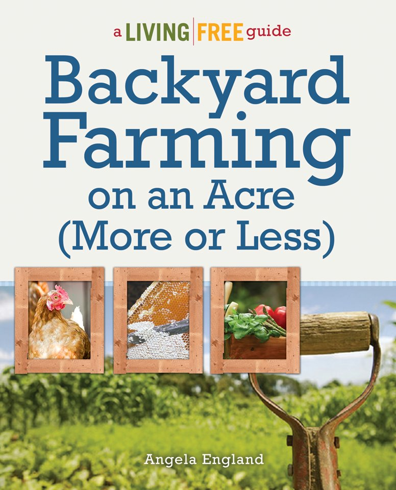 Backyard Farming on an Acre (More or Less) @learningandyearning