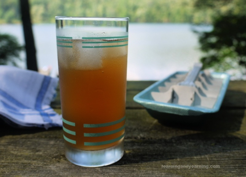 sumac lemonade, Indian lemonade