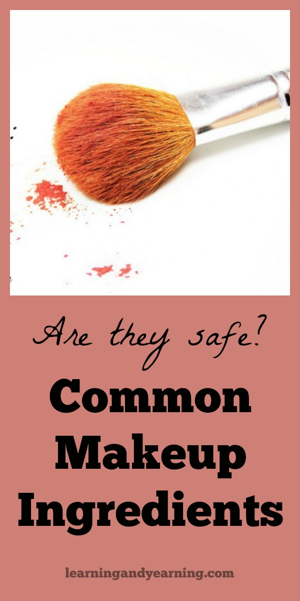 Common Makeup Ingredients: Are They Safe?
