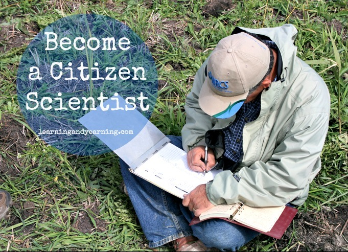Would you love the opportunity to help scientists with their research? Here's how to become a citizen scientist @learningandyearning