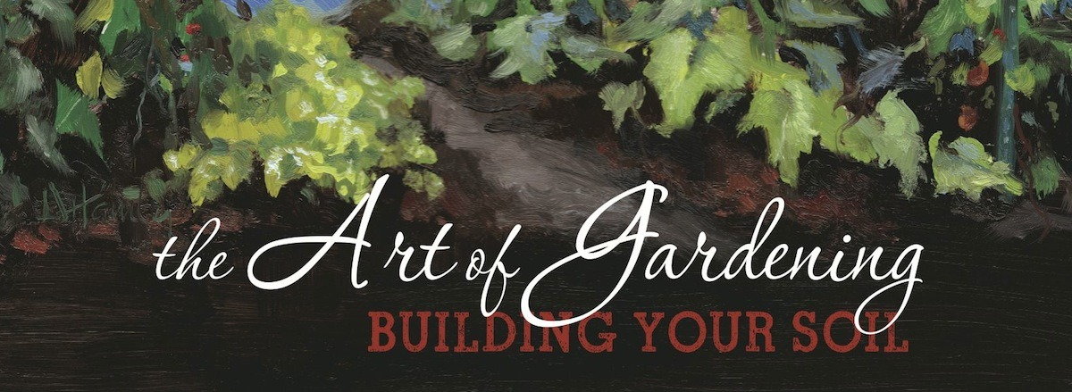The Art of Gardening COVER2