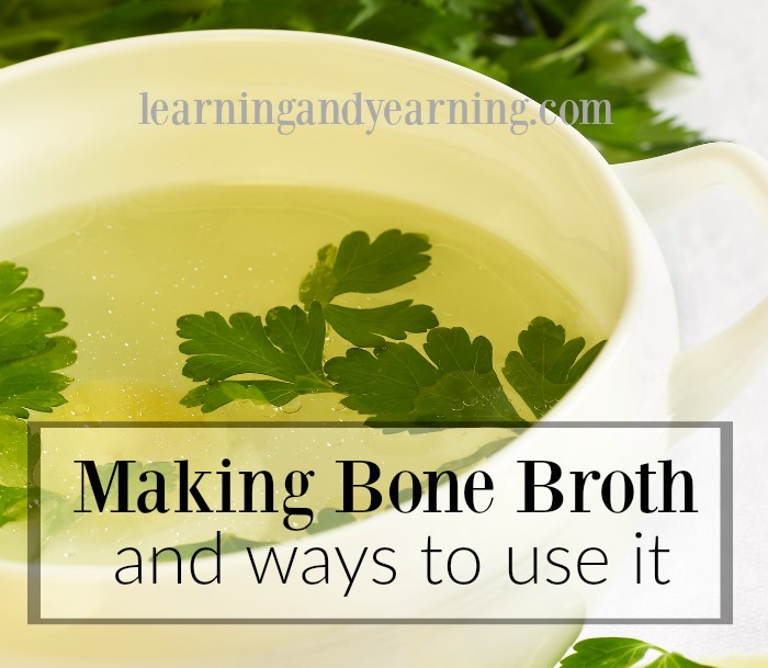 Tradition tells us that broth is nourishing. Made from bones and marrow, science has assured us that it is rich in collagen, vitamins, minerals and amino acids.
