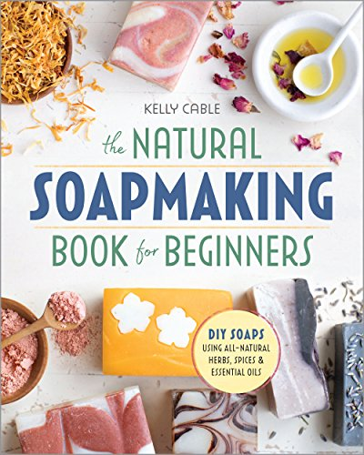 Soapmaking book for beginners