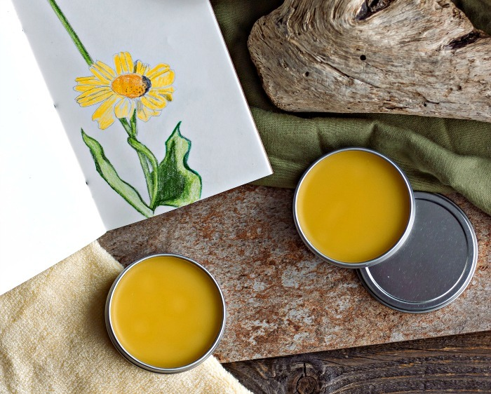 arnica salve for sprains and bruises