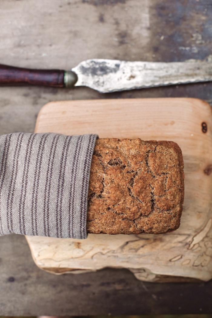 Spent-grain beer bread