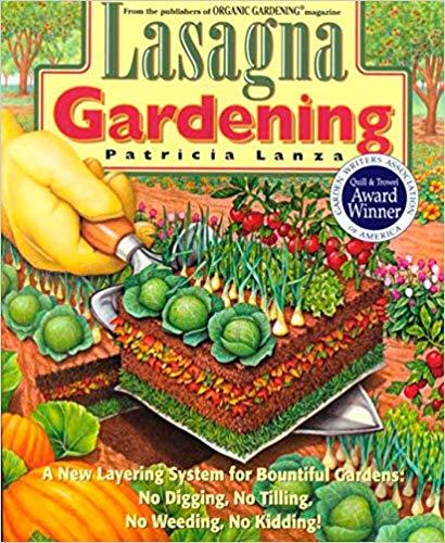 lasagna gardening organic gardening book