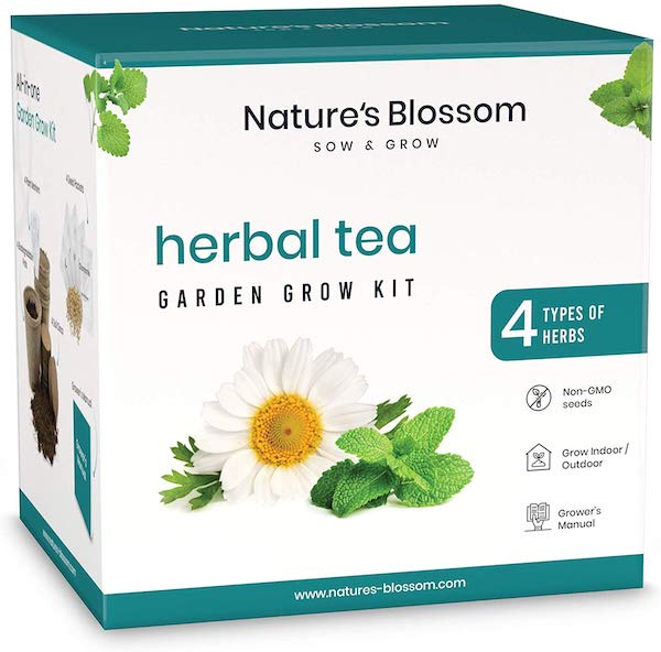 herbal tea garden kit