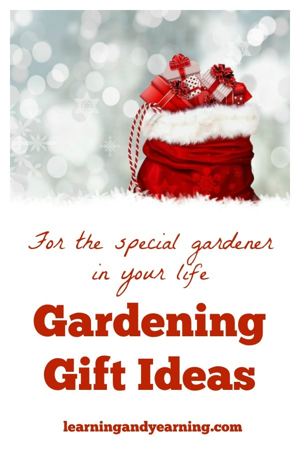 Gardeners are often practical sorts, but that doesn't mean that you can't spoil them with some special gardening gifts. Here are a few ideas for gifts that the garden lover in your life will really appreciate. #gardeninggifts